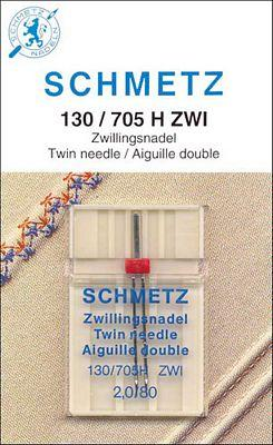 SCHMETZ TWIN 2.0/80