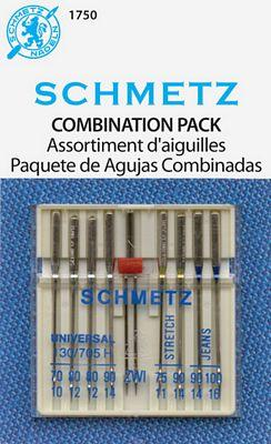 SCHMETZ ASSORTED COMBO (9)