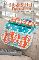 Sit & Stitch Pincushion