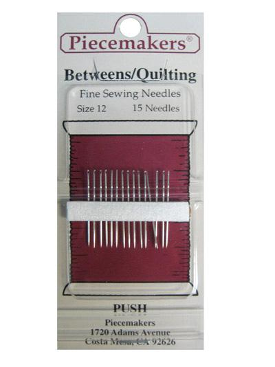 BETWEENS QUILTING SZ12