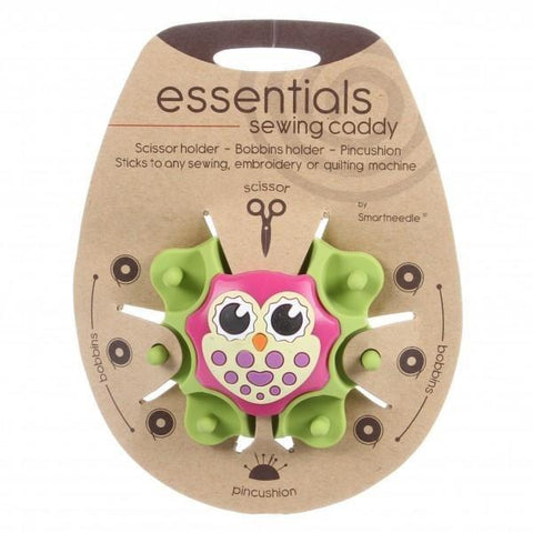 ESSENTIALS SEWING CADDY/OWL