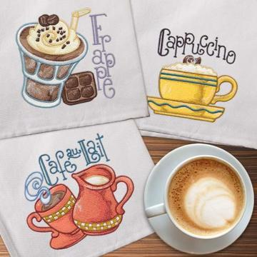 COFFEE EMB CD