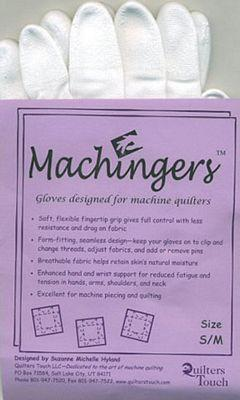 Gloves Quilting Machingers S/M