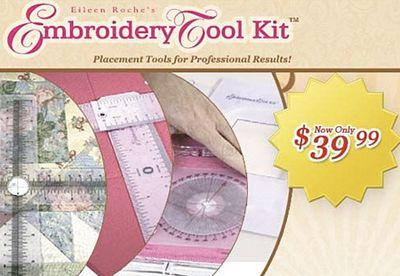 EMBROIDERY PLACEMENT KIT