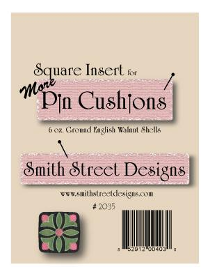 Insert for Pin Cushions Sq