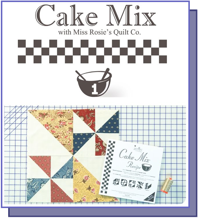 CAKE MIX-ZOOM CLASS