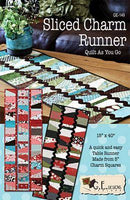Sliced Charm Runner