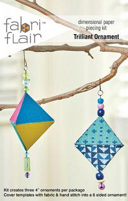 Trilliant Ornament