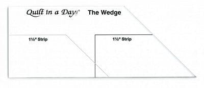 WEDGE RULER