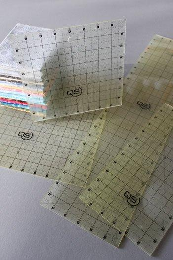 QS QUILTING RULER