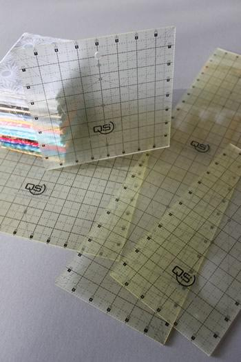 QS-QUILTING RULER