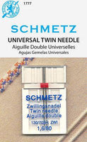 Schmetz Twin 1.6/80 10/Box