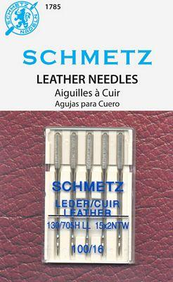 SCHMETZ LEATHER