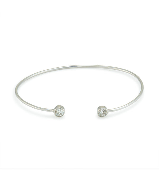 Diamond Hug (white gold)