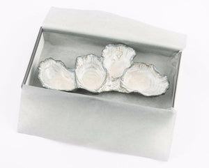 Yarnnakarn Oceanology Oyster Reef Bowl with Gift Box