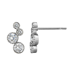 A.V. Max Diamond Constellation Studs