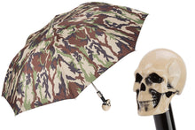Pasotti Umbrella - Camouflage Folding- Men's