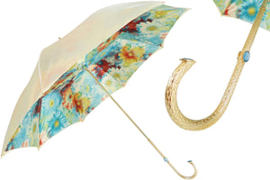Pasotti Umbrella - Summer Sunflowers - Womens