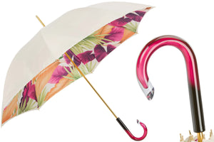 Pasotti Umbrella - Tropical - Womens