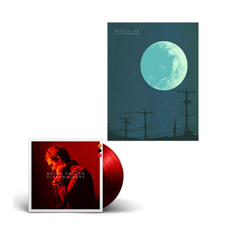 Deluxe Colored Vinyl + Signed Poster