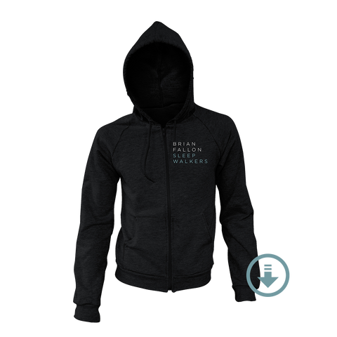 Sleepwalkers Hoodie + Digital Album