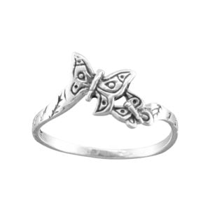 Butterfly-Toe Ring