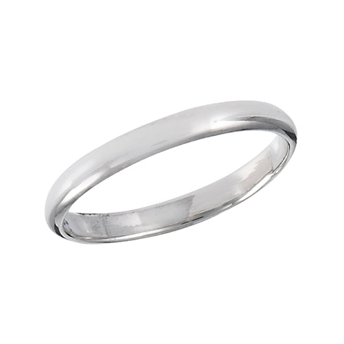 Classic Sterling Silver Band- Finger/Thumb Ring