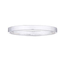 """Flat"" Regular Band - Stacking Ring"