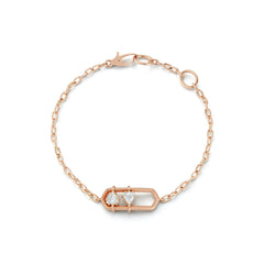 Penelope Floating Trillion Bracelet