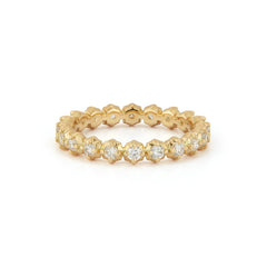 Sophisticate Eternity Band No. 1