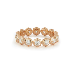 Sophisticate Eternity Band No. 2