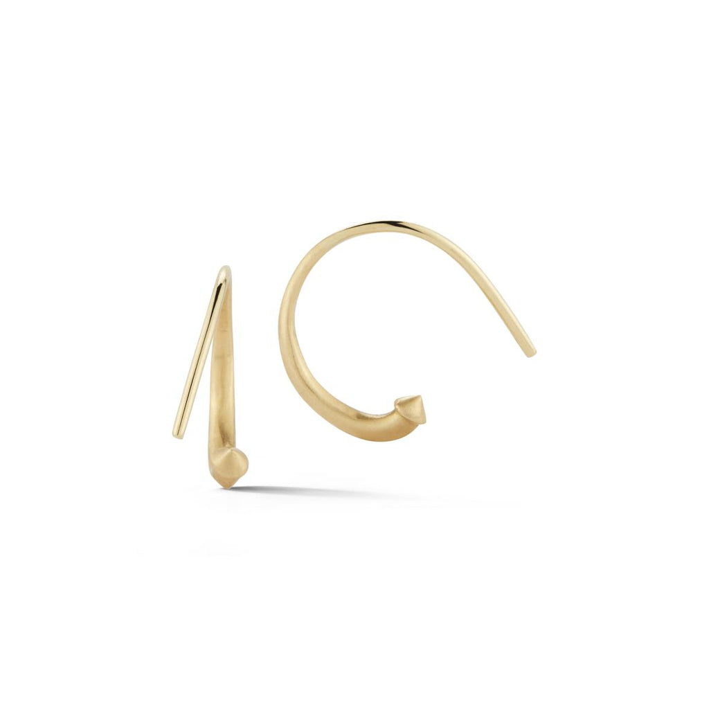 Jade Trau Alchemy Small Hoops
