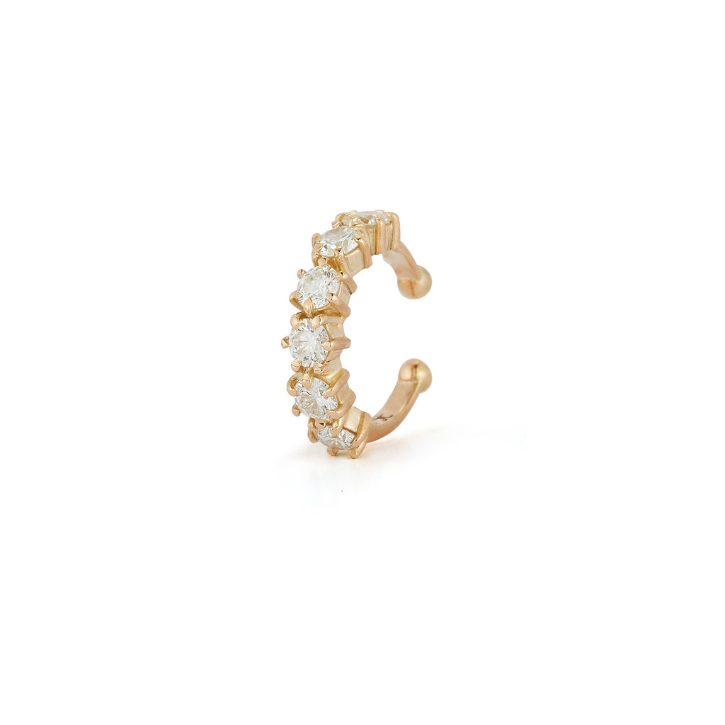 Large Catherine Ear Cuff