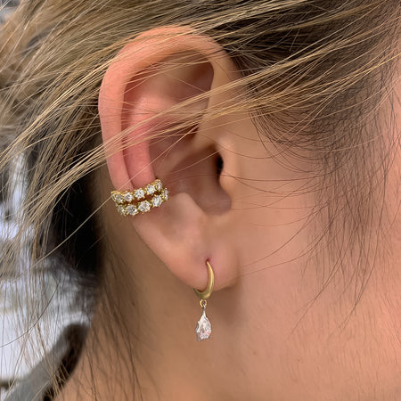 Small Catherine Ear Cuff