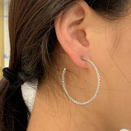 Catherine Pave Hoops
