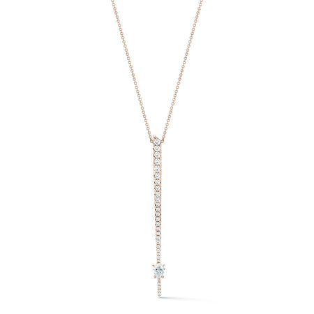 Rae Pendant With Pave