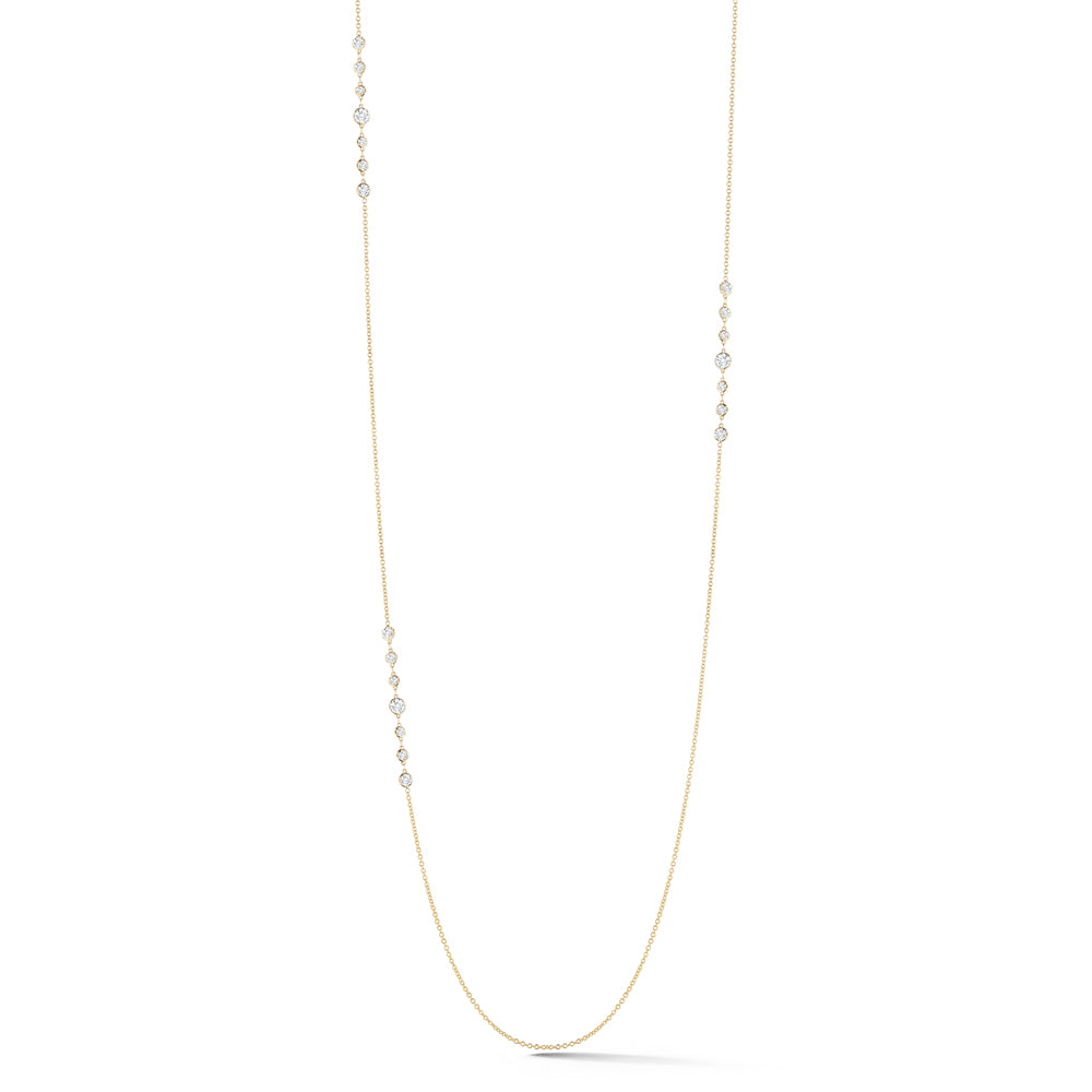 Penelope Three Station Necklace