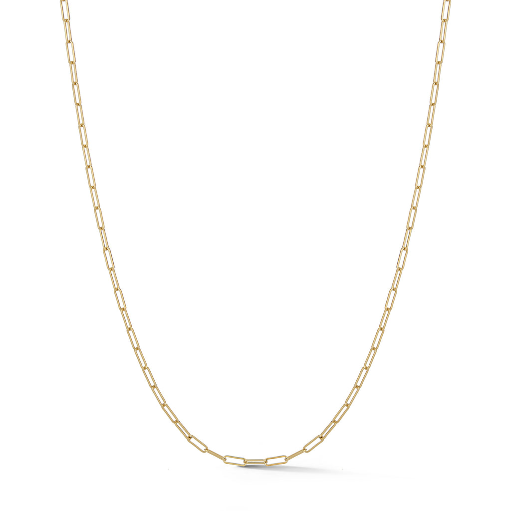 Tatum 3mm Chain Necklace