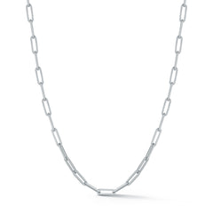 Tatum Rectangle Chain Necklace