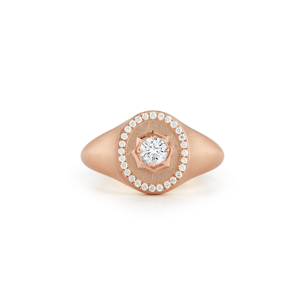 Sophisticate Signet Ring