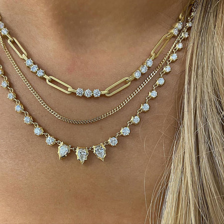 Pia Chain Necklace