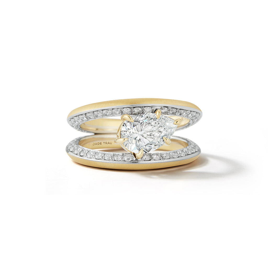 Selma Solitaire Ring