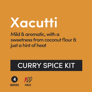Xacutti Goan Curry Spice Kit