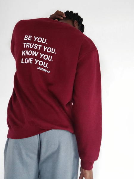 You. Sweatshirt