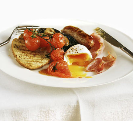 The ultimate makeover: Full English breakfast