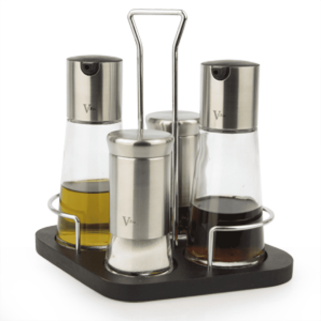 5-Piece Salad Dressing Set