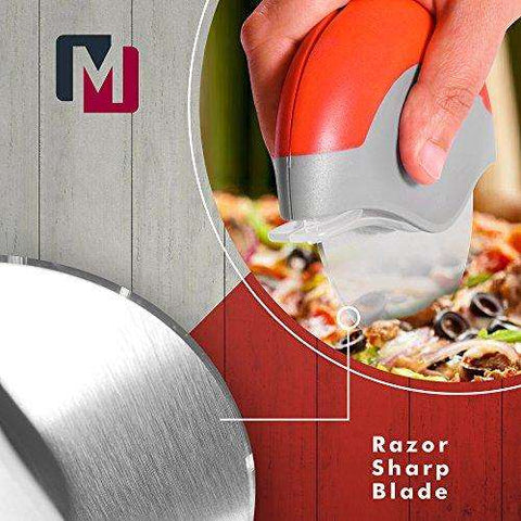 Pizza Slicer Wheel by Mozzb