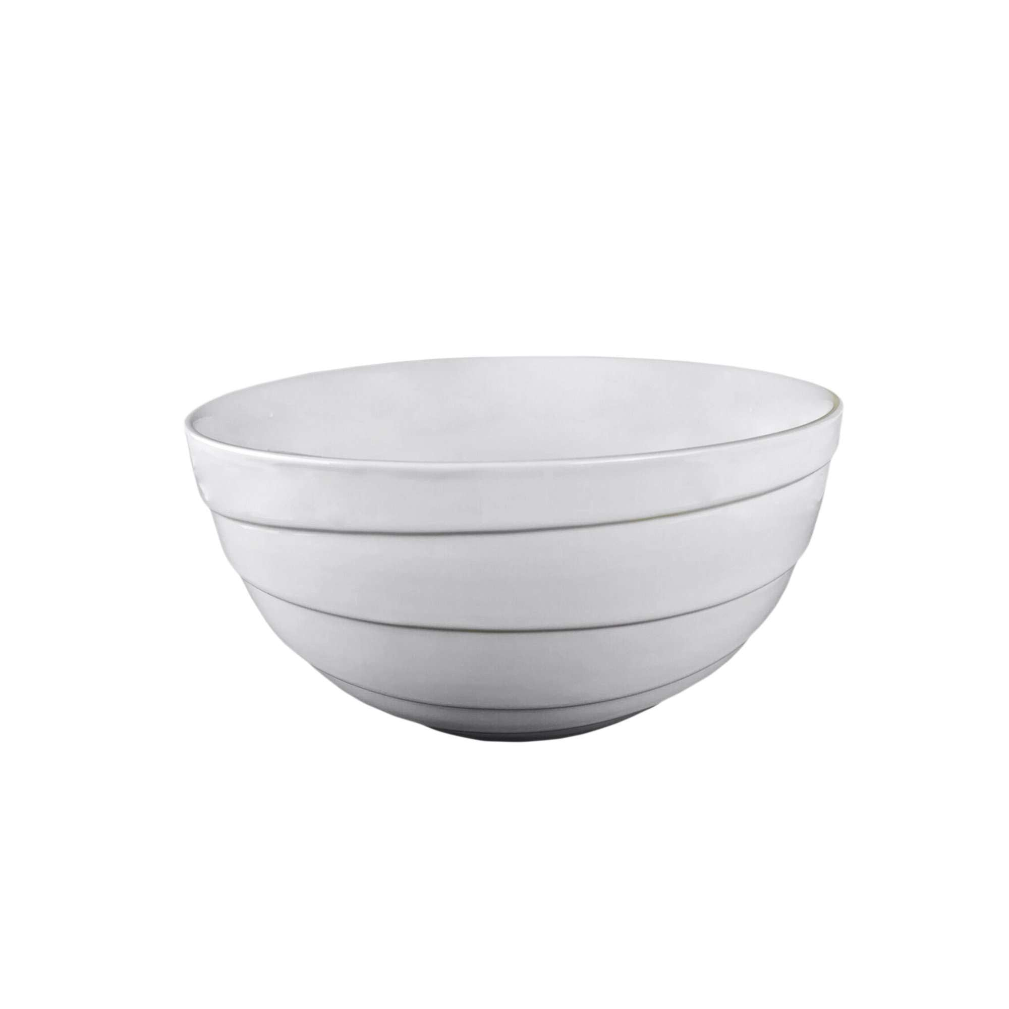 "Spinning Collection 9.5"" (24 cm) Porcelain Salad Bowl"