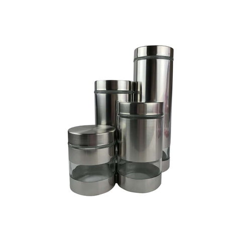 4-Piece Canister Set (S)