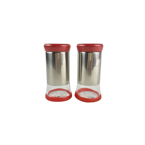 2-Piece Salt & Pepper Shaker Set